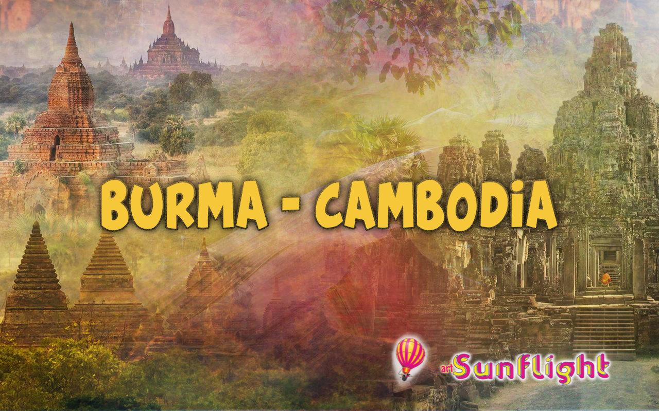 ταξίδι BURMA-CAMBODIA