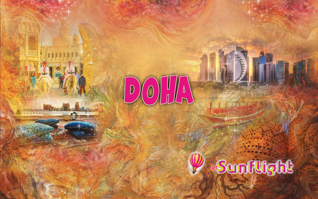 ταξίδι DOHA-EXOF