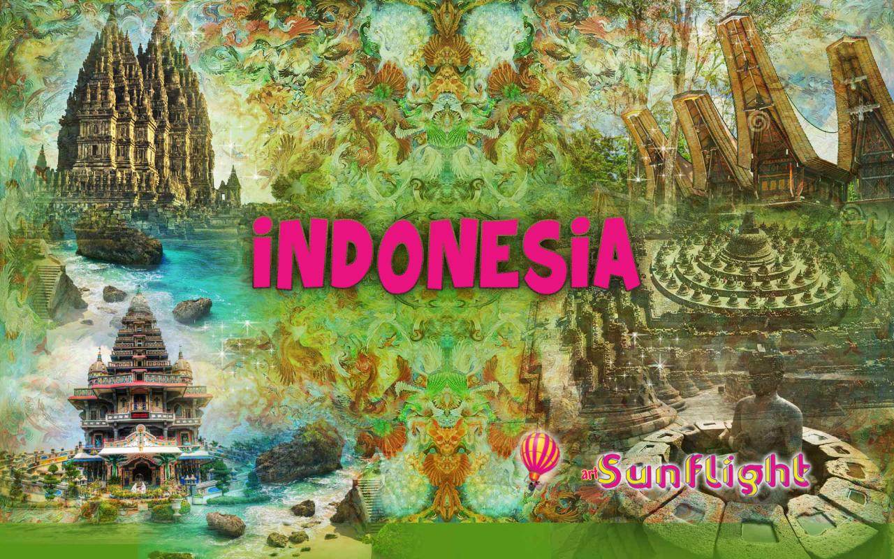 ταξίδι INDONESIA-EXOF