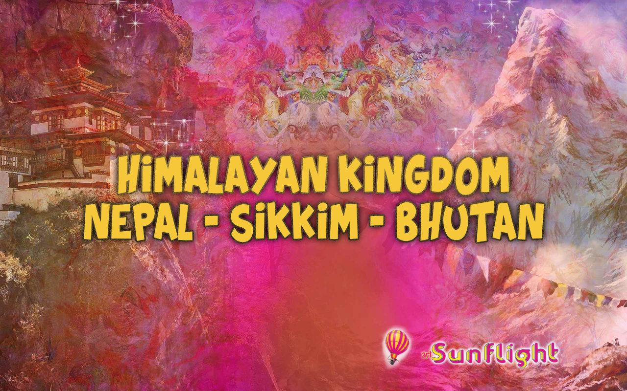 ταξίδι NEPAL-SIKKIM-BHUTAN