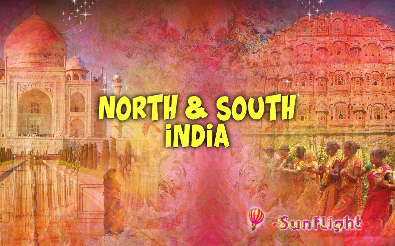 ταξίδι NORTH&SOUTH INDIA