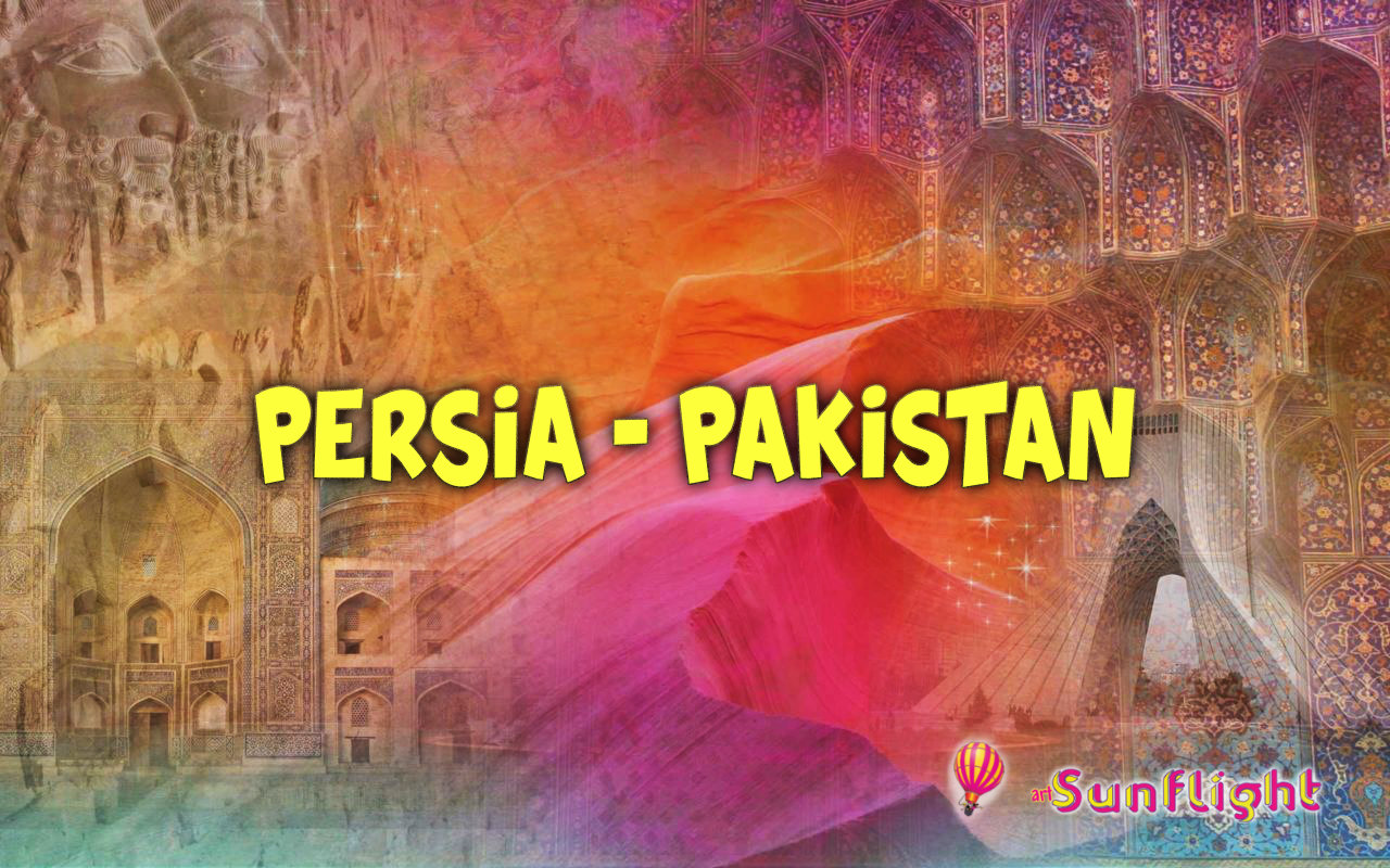 ταξίδι PERSIA-PAKISTAN