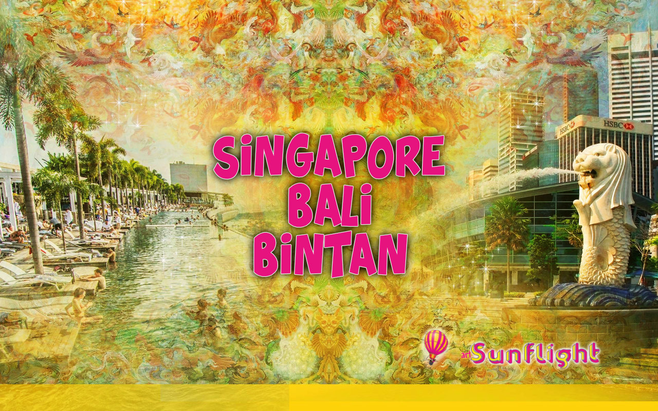 ταξίδι SINGAPORE-BALI-BINTAN