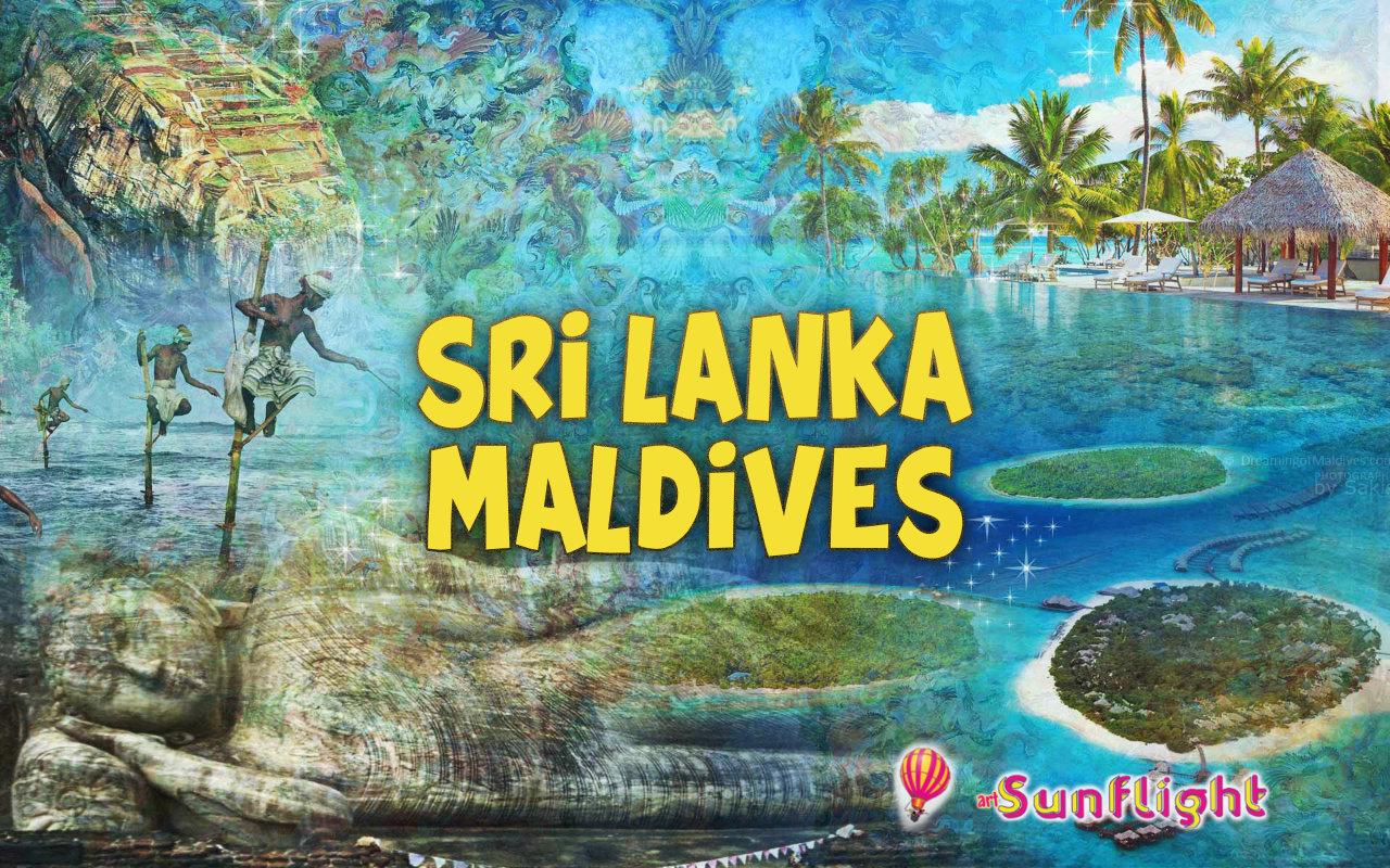 ταξίδι SRILANKA-MALDIVES