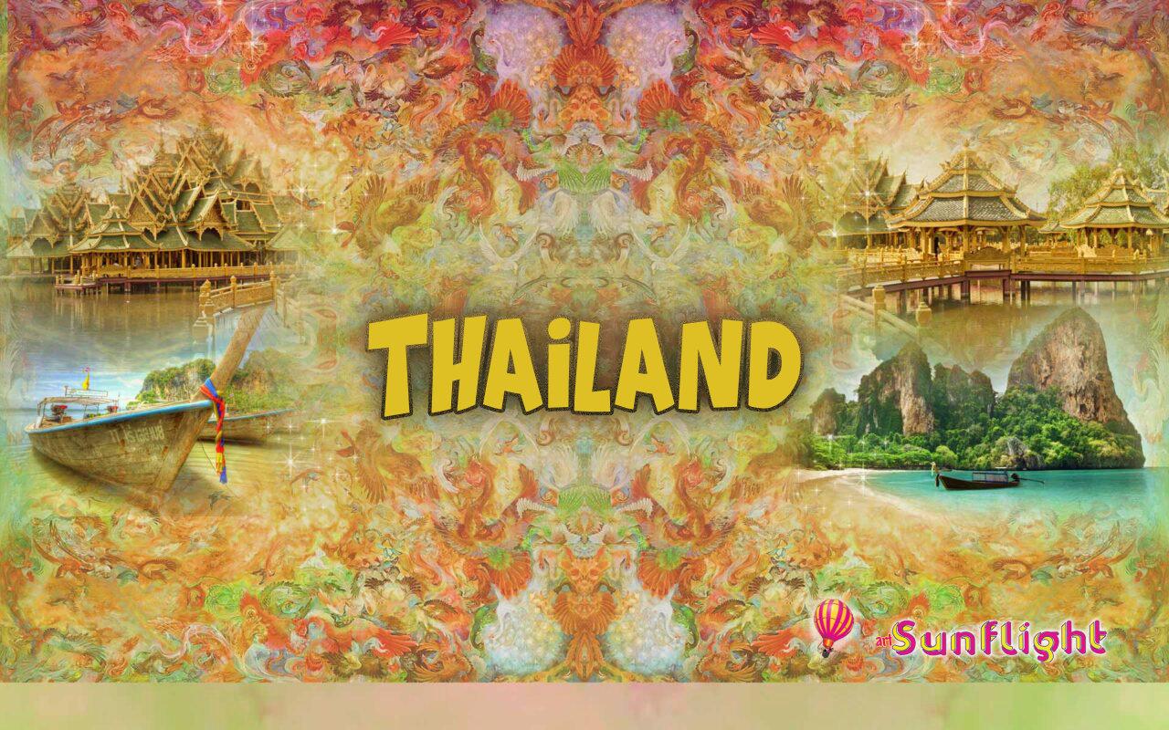 ταξίδι THAILAND