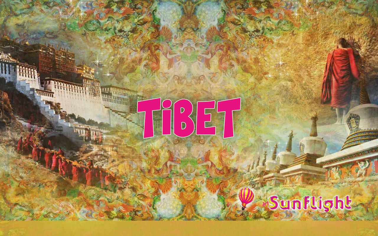 ταξιδι TIBET