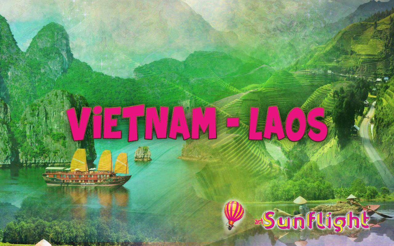 ταξίδι VIETNAM-LAOS